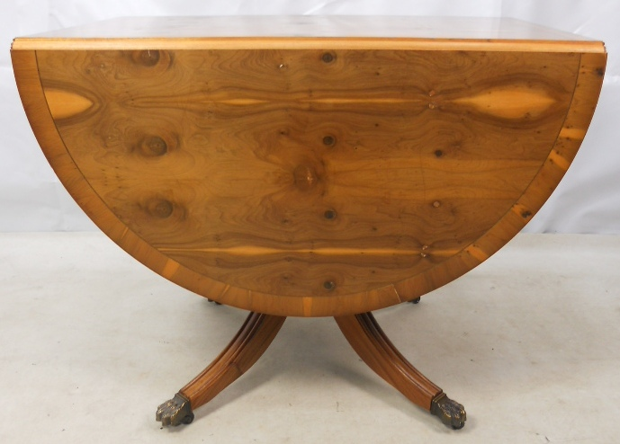 Dining Table Bradley Yew Dining Table